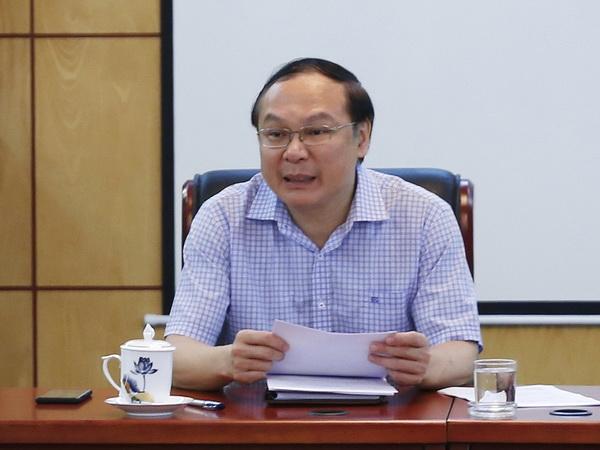 Bộ TN&MT triển khai Nghị quyết của Chính phủ về công tác phòng, chống thiên tai