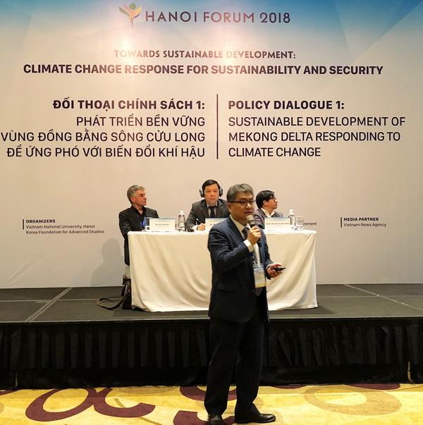 Phát triển bền vững Đồng bằng sông Cửu Long trước thách thức từ BĐKH